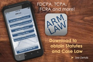 Download the Bedard Law Group ARM LAW App Today!